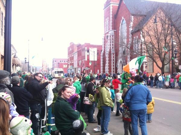 Binghamton, NY parade