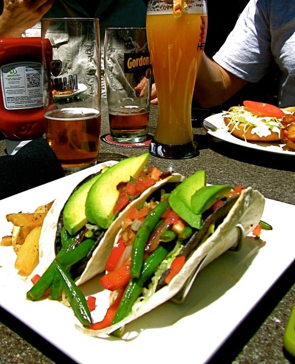 southwest veggie tacos!