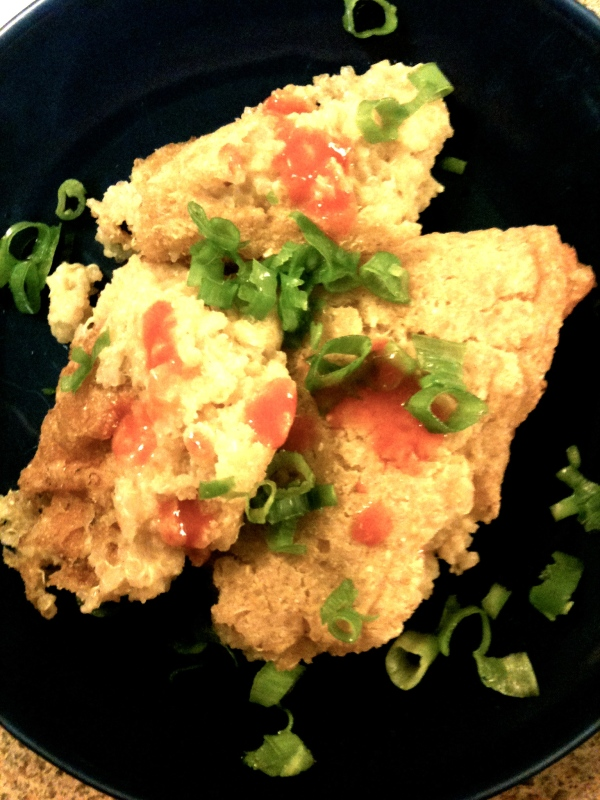 quinoa corn bake!