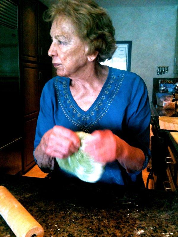 Betty's pasta