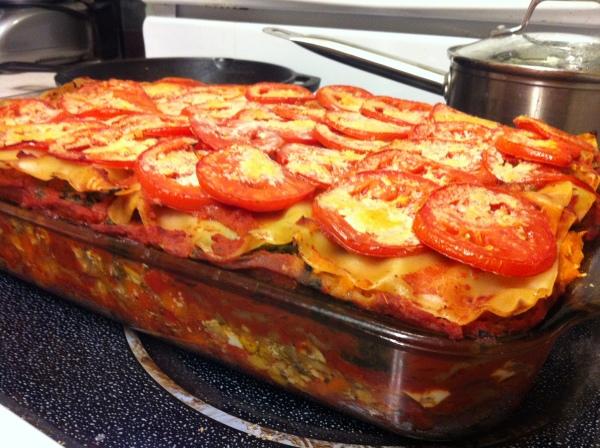 kick-ass lasagna