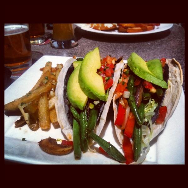 southwest tacos